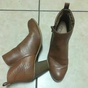 Euro Sofft Booties, EUC